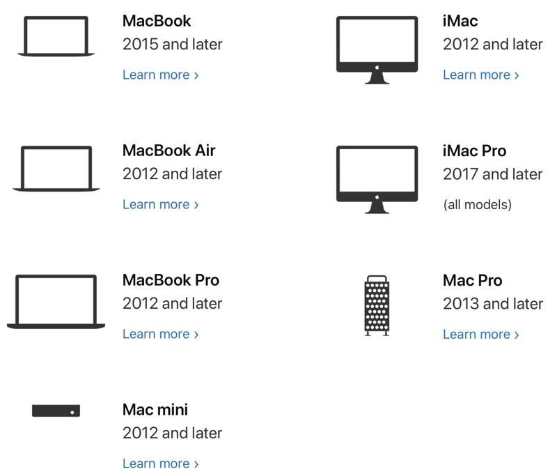 catalinacompatibility - Apple predstavil macOS Catalina