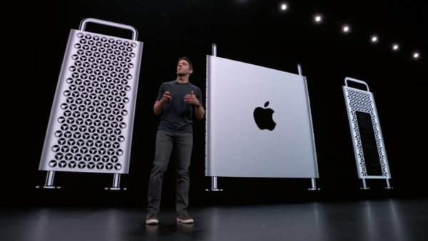 mac pro 2019 2 720x720 600x338 - Apple predstavil staro-nový Mac Pro a úplne nový Pro Display XDR
