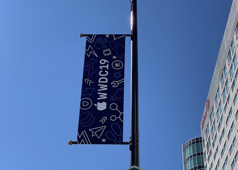 wwdc 2019 decorations 3 - WWDC 2019 štartuje zajtra večer, čo všetko od konferencie očakávame?