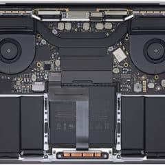 """MacBook Pro Guts 240x240 - Podívejte se, co nový 13"""" MacBook Pro skrývá pod svou """"kapotou"""""""