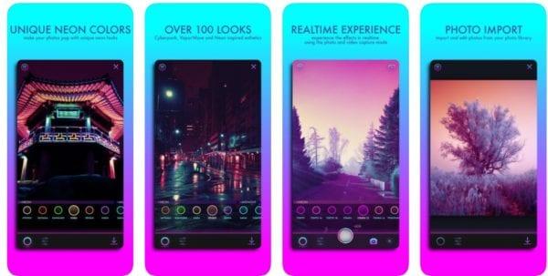 Neoncam 600x303 - Zlacnené aplikácie pre iPhone/iPad a Mac #29 týždeň