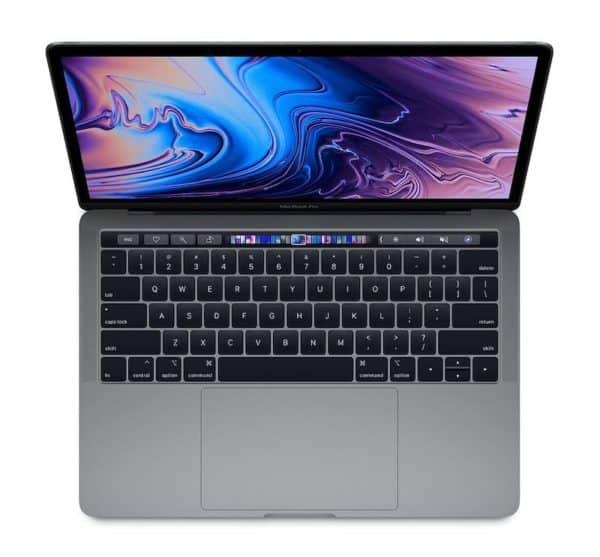 base 13 inch macbook pro touch bar 2019 600x557 - MacBook Pro 2019 v základní konfiguraci je o 83% výkonnější, než předchozí generace