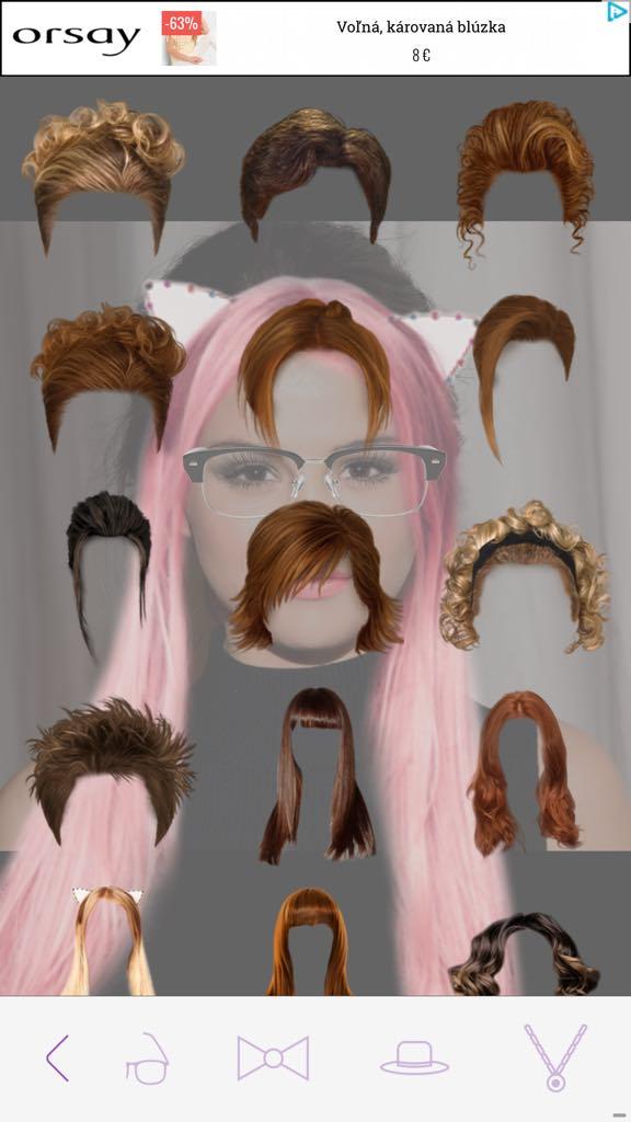 69253119 547535106021791 7470229020135653376 n - Rencenzia: Hair Changer Photo Booth