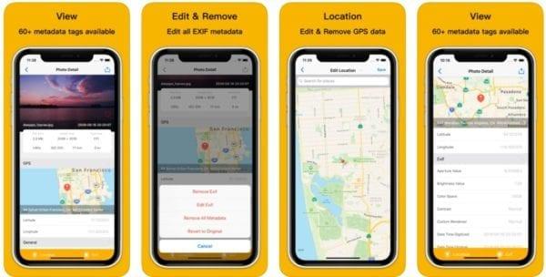 Power Exif Photo Exif Viewer 600x304 - Zlacnené aplikácie pre iPhone/iPad a Mac #34 týždeň
