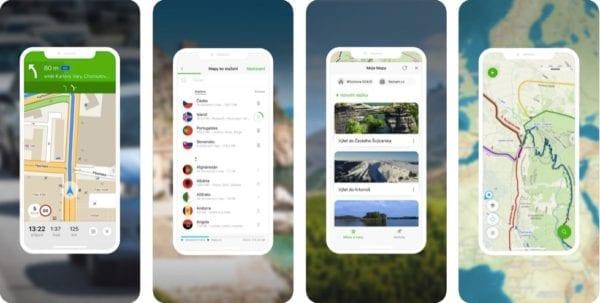 ios aplikacia mapycz 600x303 - Ubytovanie, doprava, zážitky: Tieto aplikácie by cestovateľom nemali chýbať