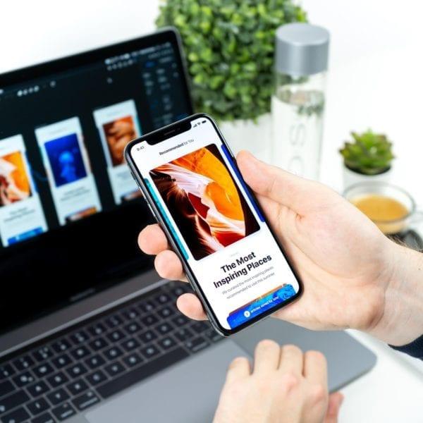 ios aplikacie na cestovanie 600x600 - Ubytovanie, doprava, zážitky: Tieto aplikácie by cestovateľom nemali chýbať