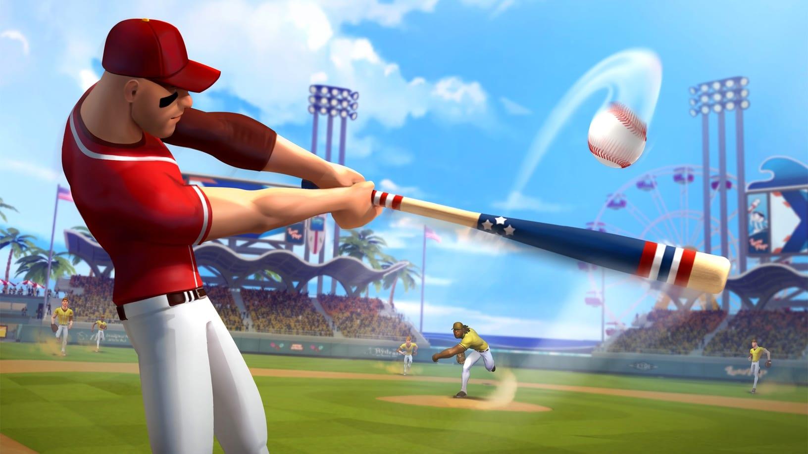 Apple Apple Arcade Ballistic Baseball 091019 - Výber z ponuky Apple Arcade