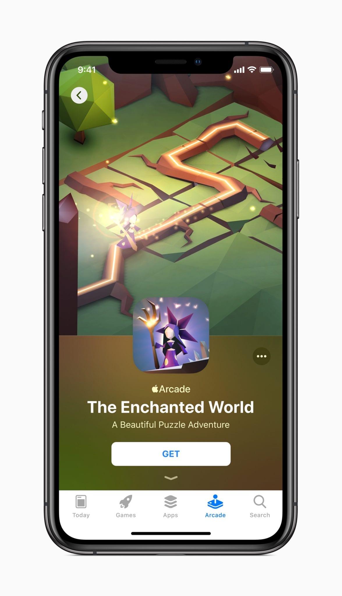 Apple Apple Arcade The Enchanted World 091019 - Výber z ponuky Apple Arcade