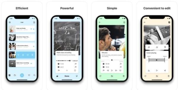 Memos Voice 600x304 - Zlacnené aplikácie pre iPhone/iPad a Mac #39 týždeň