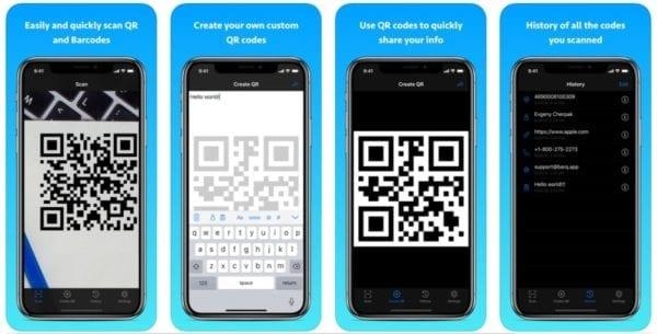 QR Code Reader  600x305 - Zlacnené aplikácie pre iPhone/iPad a Mac #39 týždeň