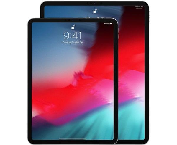 ipadprosizecomparison 600x490 - Nové iPady Pro na cestě? Apple začal prodávat loňskou repasovanou verzi za nižší cenu