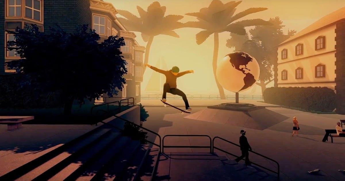 skatecity - Výber z ponuky Apple Arcade