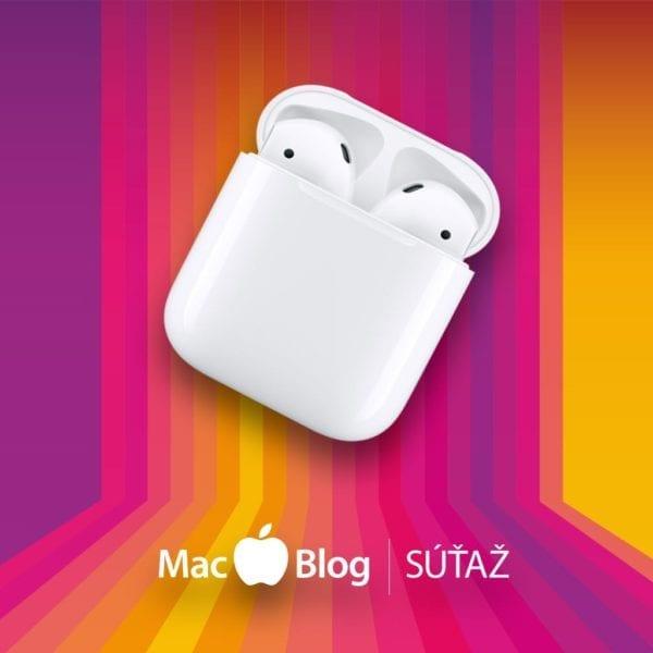 MacBlog sutaz instagram 600x600 - Súťažte s MacBlogom o Apple AirPods
