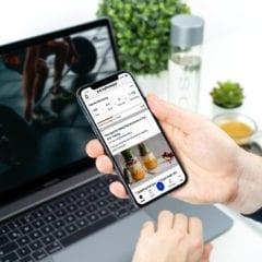 aplikacie chudnutie prezentacny 240x240 - Aplikácie na chudnutie ako pomocník pri tréningoch