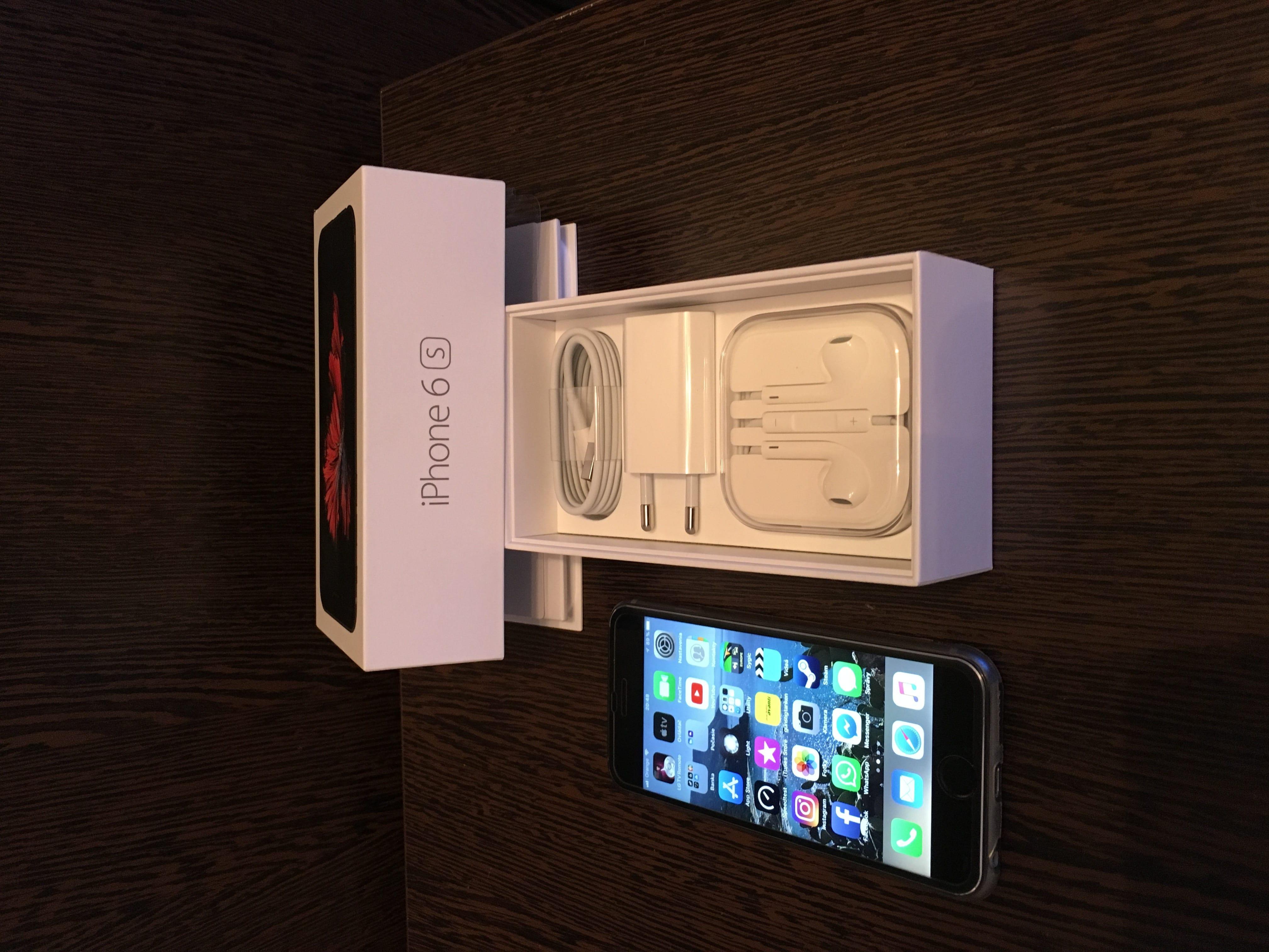 Zobraziť inzerát ~ MacBlog.sk - iPhone - Predám iPhone 6S 64gb space ... 54c679f3874