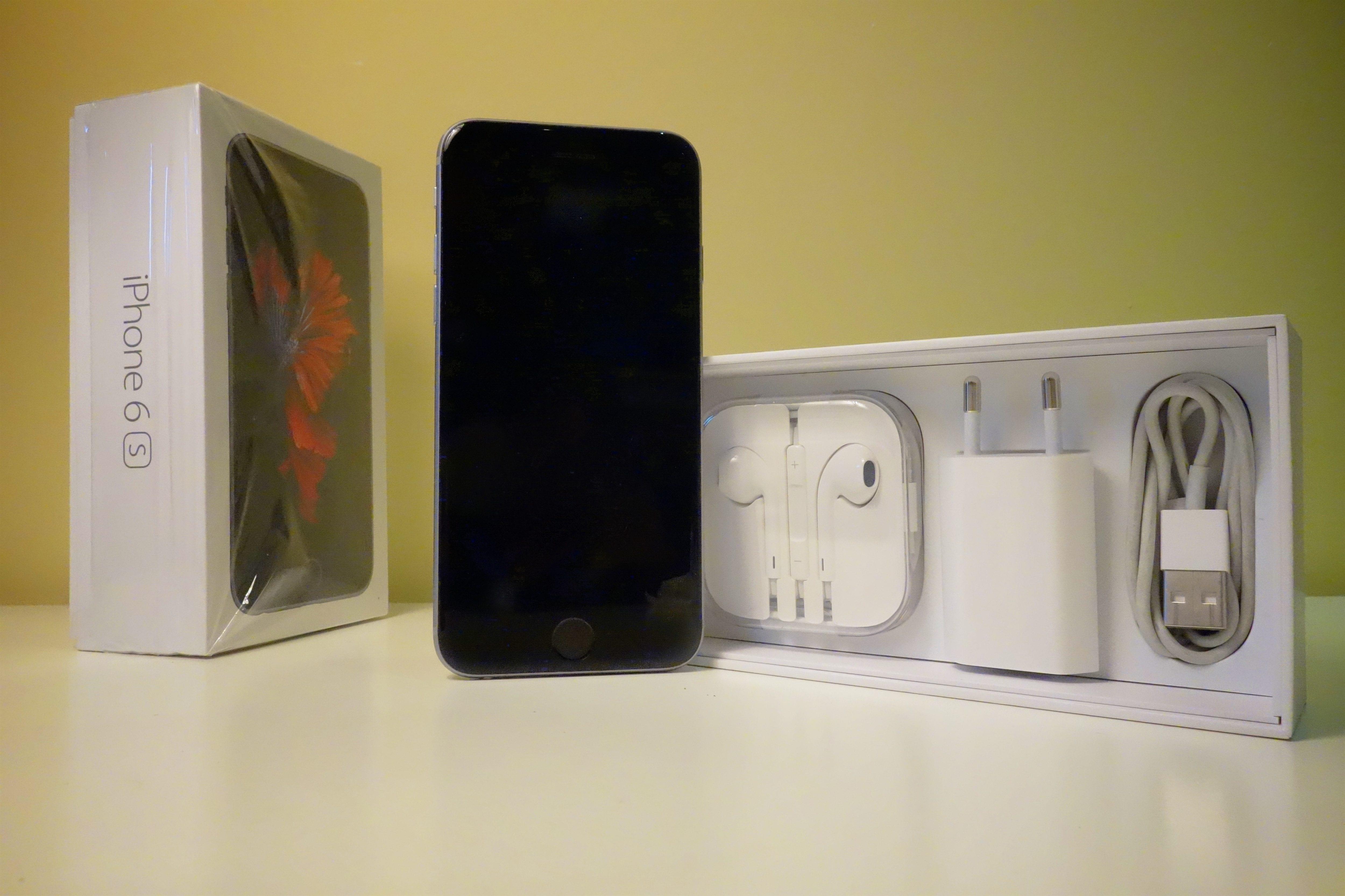 Zobraziť inzerát ~ MacBlog.sk - iPhone - Predám Apple iPhone 6s Gray ... 703a233b72d