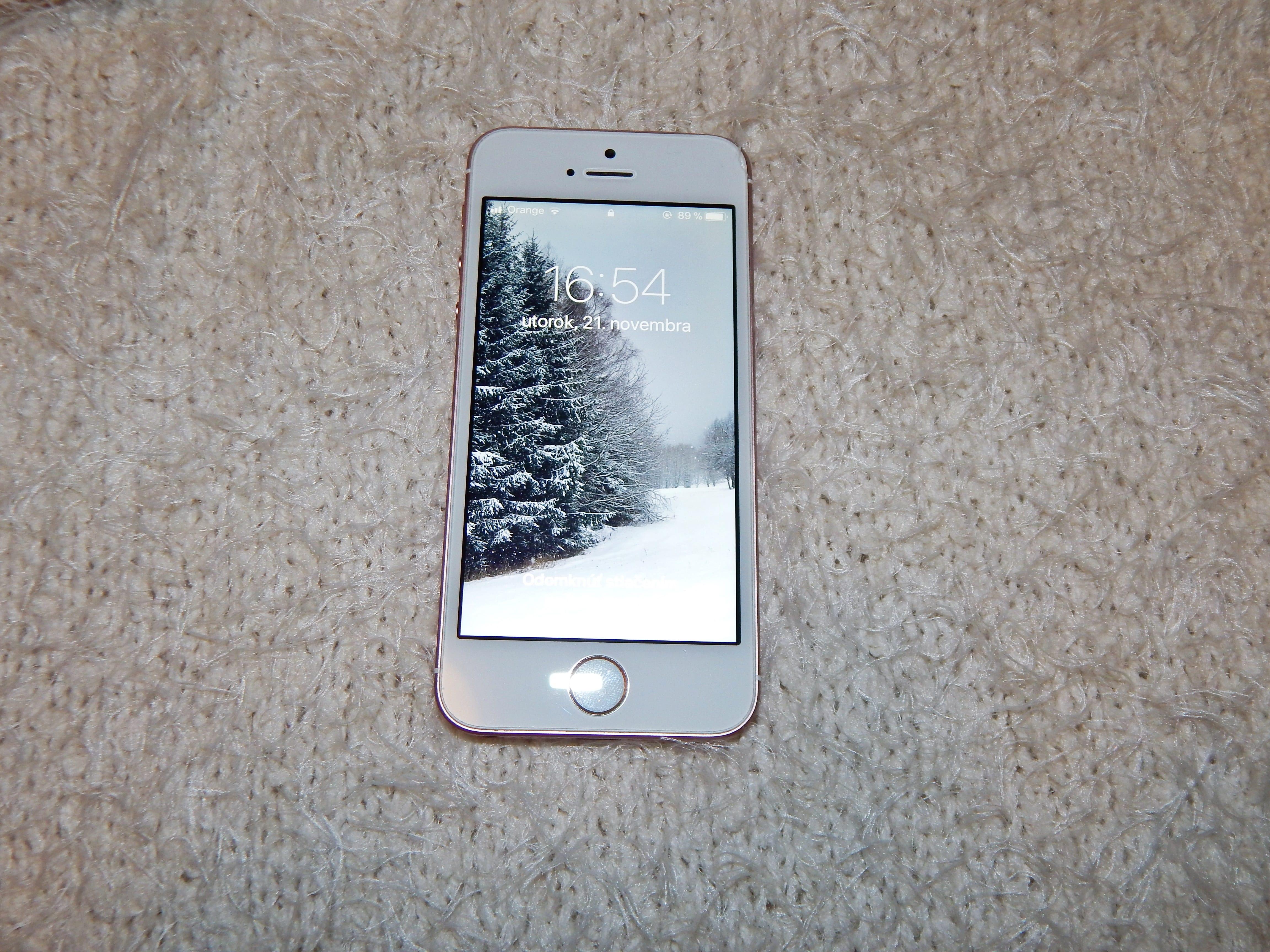 Zobraziť inzerát ~ MacBlog.sk - iPhone - iPhone SE 043808b3107