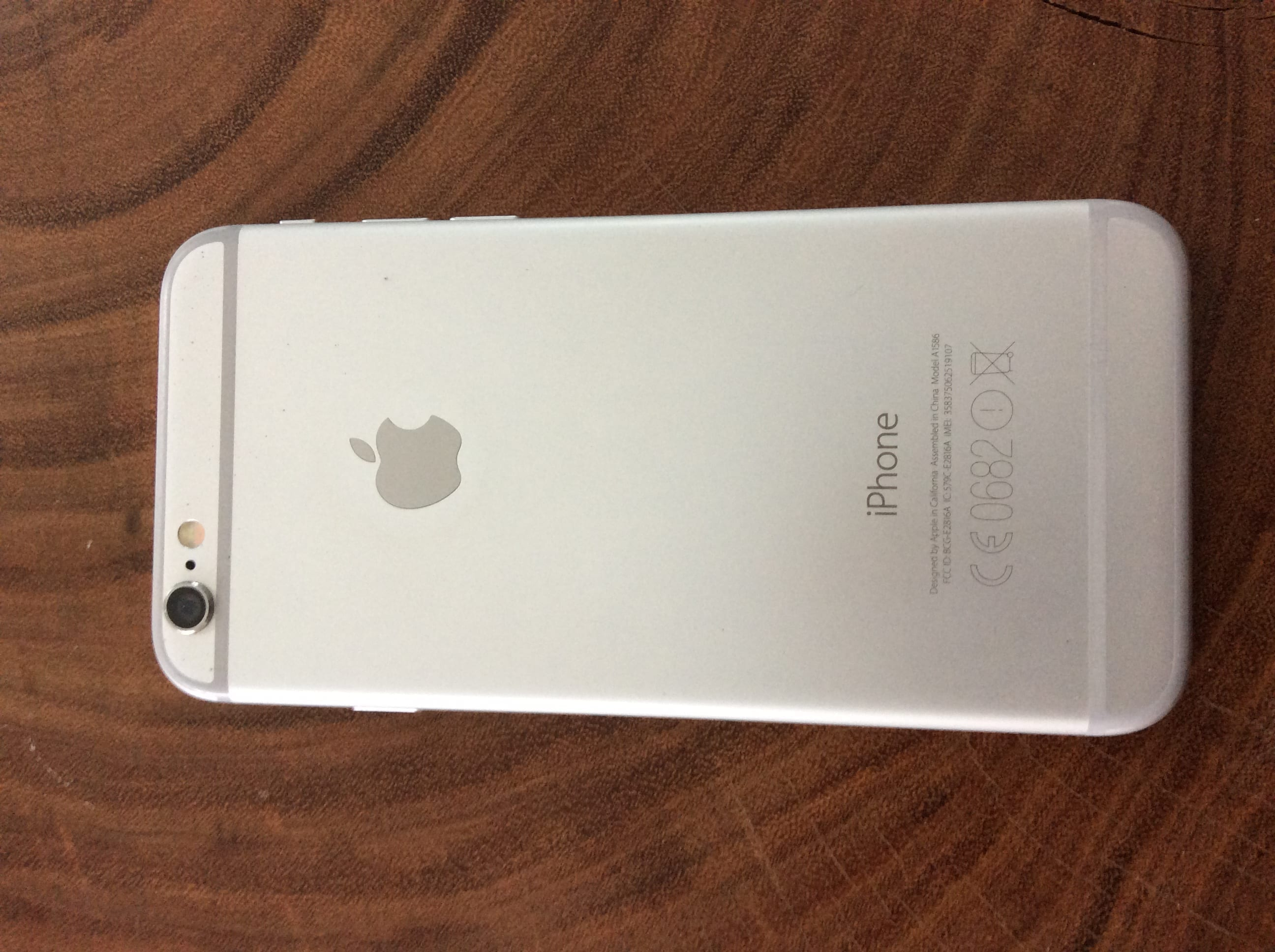 Zobraziť inzerát ~ MacBlog.sk - iPhone - Predam Apple iPhone 6 7225036d98e