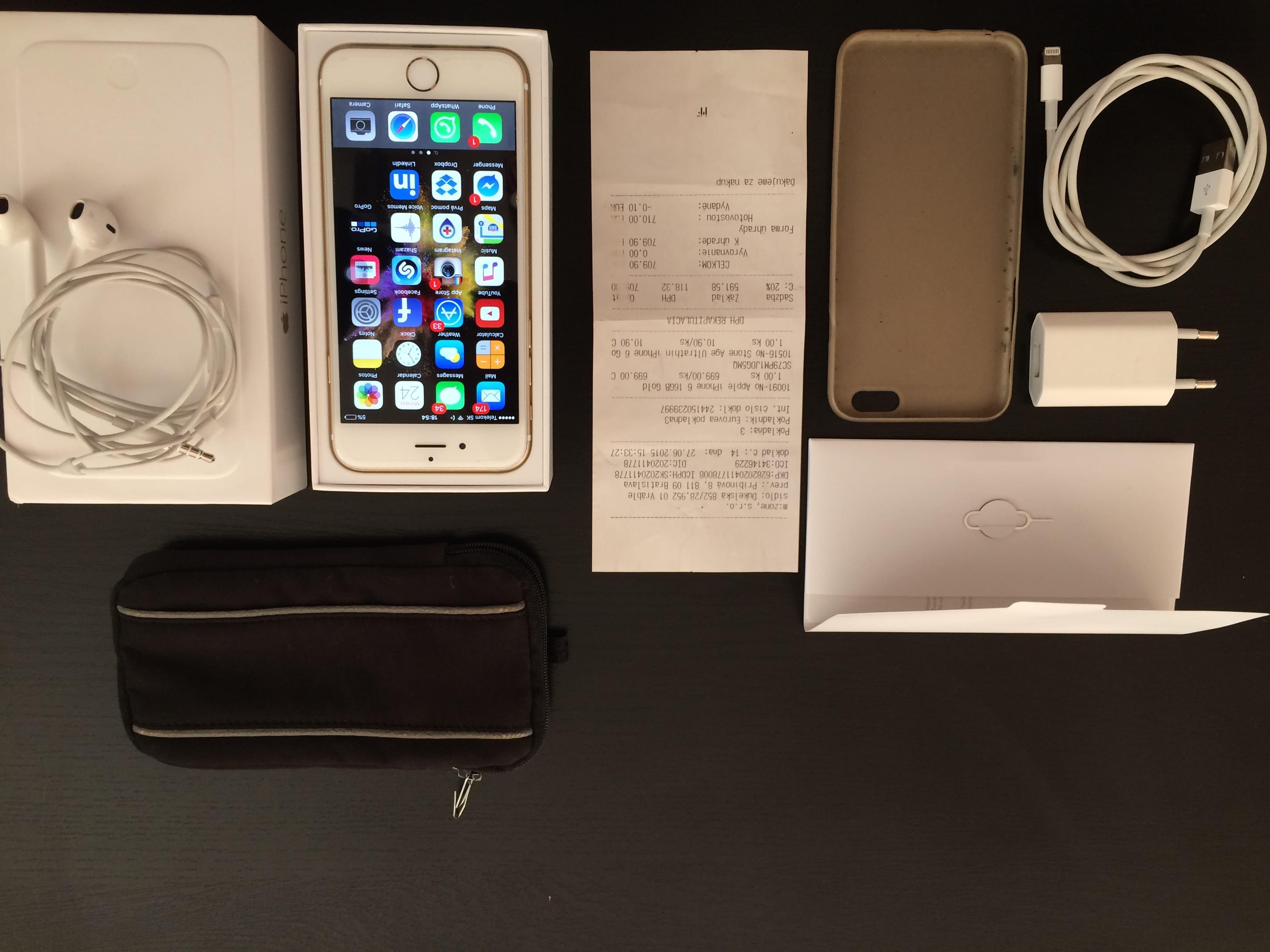 Zobraziť inzerát ~ MacBlog.sk - iPhone - P  Iphone 6 16 GB f2f05bc6c75