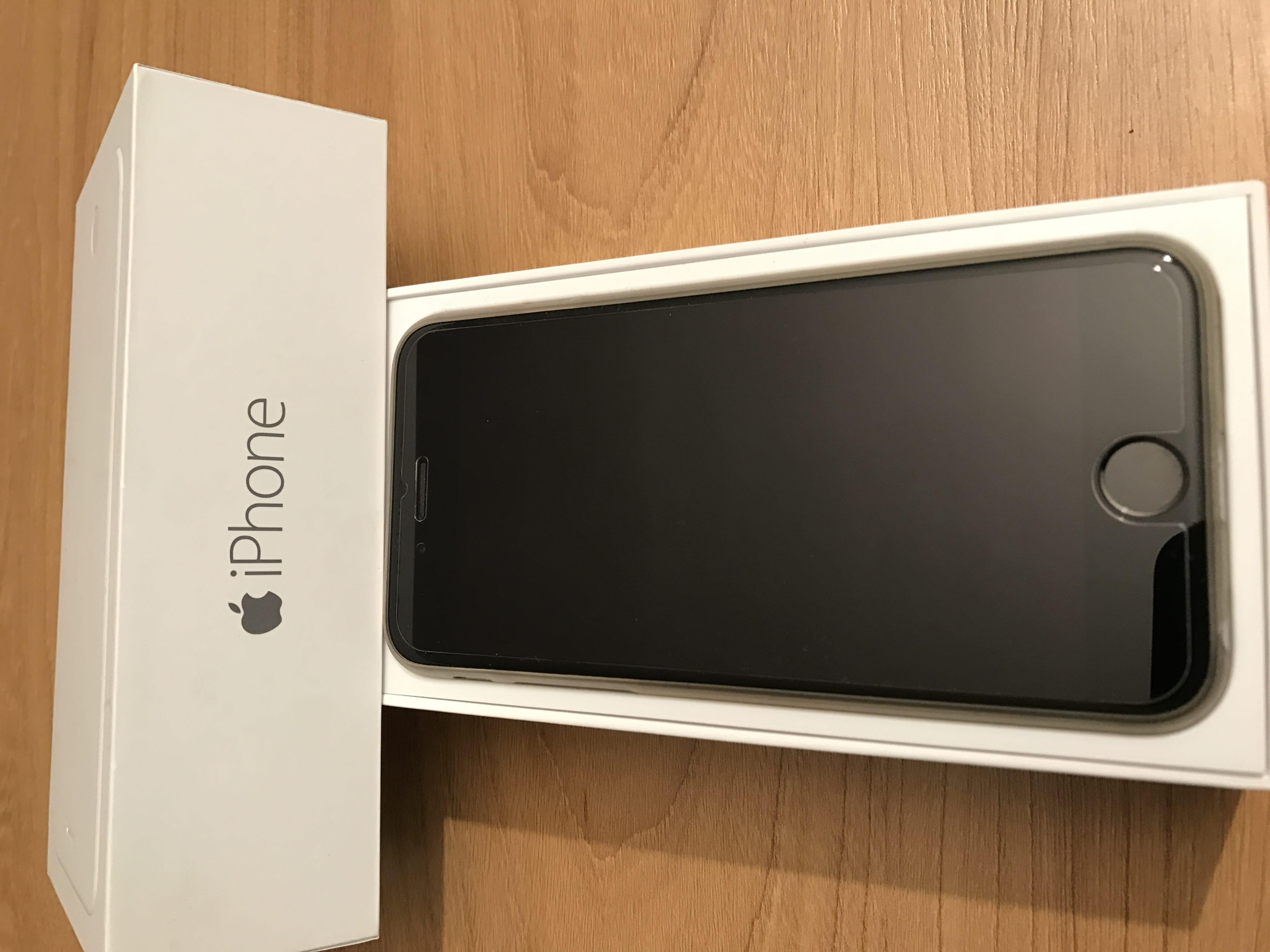 Zobraziť inzerát ~ MacBlog.sk - iPhone - iPhone 6 16GB 40465d0f21c