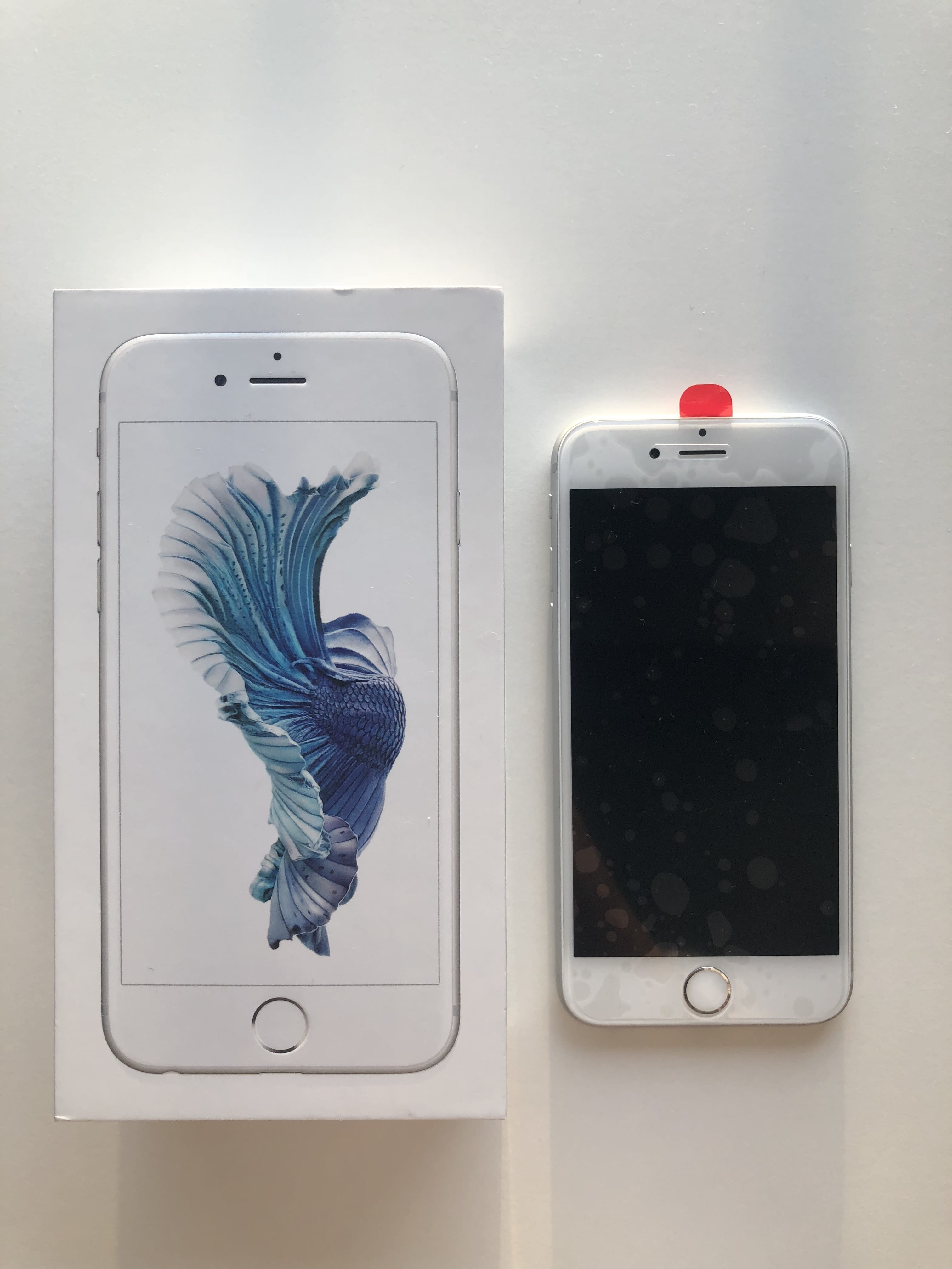Zobraziť inzerát ~ MacBlog.sk - iPhone - iPhone 6s Silver 64GB 4a7ab26e33e