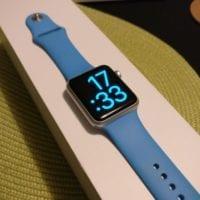 Predám Apple watch sport 42mm silver