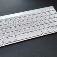 Predám Apple Magic Keyboard (Wireless) - klávesnica, SK, bezdrôtová