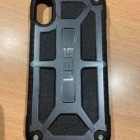 UAG Monarch Case Graphite iPhoneX/XS
