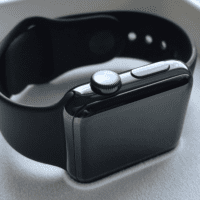 Predám Apple Watch Series 2 Space Black Stainless Steel 38mm