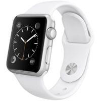 Predám nové, nerozbalené Apple Watch Series 1, 38mm, Silver/white