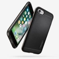 Predám kryt pre iPhone 7 Spigen Neo Hybrid Gunmetal