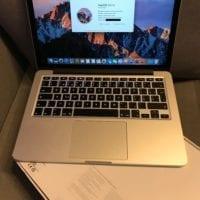 "Predám Macbook Pro 13"" Retina 2015, 512 GB"