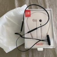 P: BeatsX Earphones Black