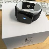 Apple Watch 1 42mm Stainless Steel Black ZARUKA 12 mesiacov