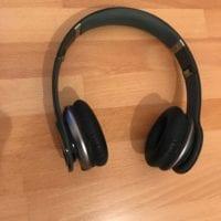 Sluchátka Beats solo HD čierne