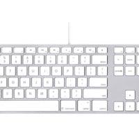 K: apple wired keyboard - klavesnica kablova