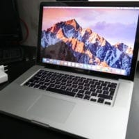 "Predám Apple Macbook Pro 15"""